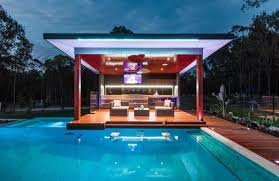 Image Ideas Outdoor Living Swimming Pool Cabana Designs Freshomecom Freshomecom 40 Sublime Swimming Pool Designs For The Ultimate Staycation