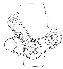 779zb cr v ac pressor belt no found will 1998 honda civic engine diagram at