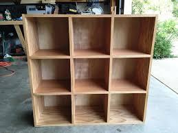 stackable wood storage cubes sevenstonesinc