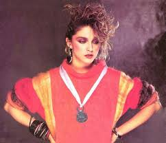 madonna 80 39 s yes