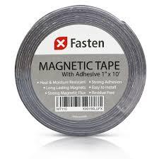Heavy duty magnetic strips Regdat Dhgate Xfasten Flexible Magnetic Tape 1inch 10foot