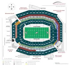 Unmistakable Ford Field Virtual Seating Chart Concert Club