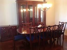 cherry wood dining room table. Fine Cherry Image Is Loading CherryWoodHeirloomPennsylvaniaHouseDiningRoomSet And Cherry Wood Dining Room Table W