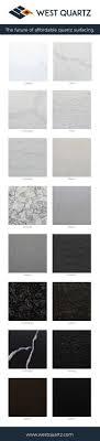 Quartz Stone Colour Chart 30 Best Black Quartz Colors Images Black Quartz Quartz