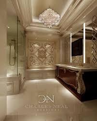 luxury master bathrooms. Luxury Master Bathroom -Charles Neal Interiors - Classic! Bathrooms