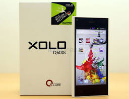 Xolo Q600s Unboxing