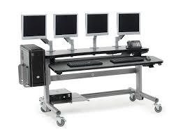 best portable computer desk with adjule portable computer desk 18 wonderful adjule height