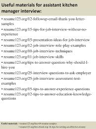 Kitchen Stewarding Supervisor Resume Best Kitchen Supervisor Resume Sample