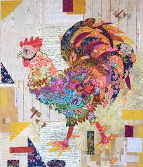 Laura Heine Collage Patterns