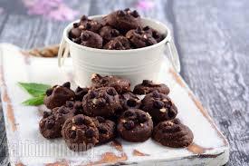 Kemudian masukkan ke dalam toples. Resep Kue Kering Lebaran Chocolate Chip Cookies Tabloidbintang Com