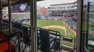 Premium Suites Cleveland Indians