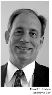 A campaign message from Russell L. Baldwin – Attorney | News Lincoln County