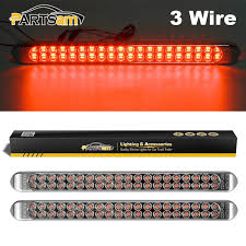 Slim Led Trailer Lights