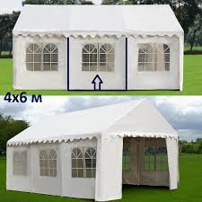 <b>Шатер</b>-павильон <b>AFM</b>-1026W White купить в Москве недорого ...