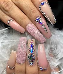 Pink Nail Art Design 54 Nails Pink Nail Art Designs For Girls In Spring And