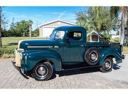1945 Ford 1 2 Ton Pickup For Sale Listing Id Cc 1168337 Classiccars Com Driveyourdream Classictruck Pickup Trucks Camping Ford Trucks Pickup Trucks