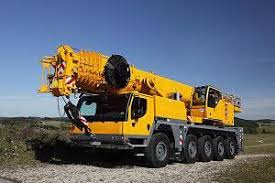 Liebherr Ltm 1100 5 2 Specifications Load Chart 2007 2019