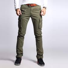 Designer Camo Pants Amazon Com Faddish Cargo Camo Pants Men Army Military Style