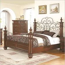 Wood And Wrought Iron Bed Frames | Bedroom Ideas | Wrought iron bed ...
