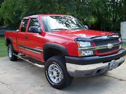 Another Hotrocket85 2004 Chevrolet Silverado 2500 HD Extended Cab ...