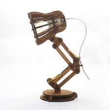 vintage desk lamp. Fine Vintage Novelty DIY Wood Vintage Desk Lamp E27 LED Reading Light Table Lamps Home  Decoration Lighting For With D