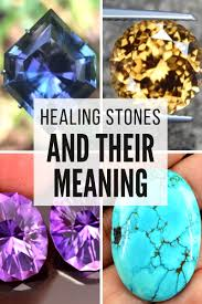 Healing Stones and Gemstone Meanings | Gem <b>Rock</b> Auctions