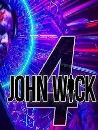 Джон Уик 4 2022