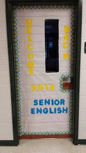 high school classroom door. My Door 2014-2015, High School English Decorations Classroom H