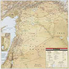 جغرافيا سوريا - ويكيبيديا