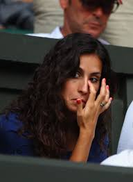 Xisca Perello attends the fourth round match between Rafael Nadal of Spain and Juan Martin Del Potro of Argentina on Day Seven of ... - Xisca%2BPerello%2BChampionships%2BWimbledon%2B2011%2BGSDE7HHTy_7l