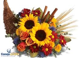 $25 for One Thanksgiving Fall Flower Arrangement/Centerpiece by the 5-Star  Rated The