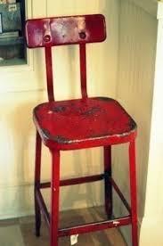 Vintage metal furniture 50s Vintage Metal Stools Vintage Metal Stools Ideas On Foter