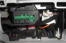 citroen c3 hdi fuse box citroen wiring diagrams