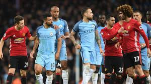 Image result for mancity vs manutd