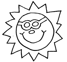 coloring pictures of sun 2. Simple Coloring Sun Coloring Page With Pictures Of 2 T