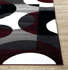 red circles rug black and beige area rugs unique modern circles rug x of red cool red circles rug