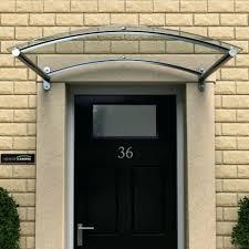 ... Front Door Canopy B Q Front Doors Inspirations Front Doors B And  Canopies For House Front Door ...