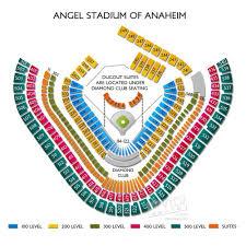 Right Anaheim Stadium Seat Chart Maryvale Ballpark Seating