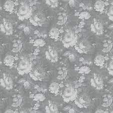 Dusky Floral by Albany - Grey ...