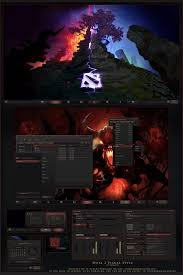 dota 2 theme for win7 skinpack customize your digital world