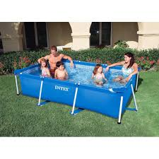 rectangle above ground swimming pool. Rectangle Above Ground Swimming Pool