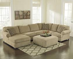 Mocha Chenille Sectional with Chaise $666 with sale and mail in