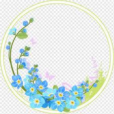 Kami berharap postingan bingkai bunga bulat png diatas bisa bermanfaat buat sobat. Soap Exfoliation Bathing Candy Oil Teal Frame Blue Flower Attalea Speciosa Png Pngwing