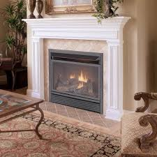duluth forge dual fuel vent free fireplace