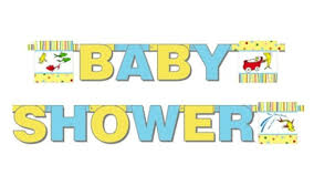 baby shower banners second life marketplace aj baby shower banner 3