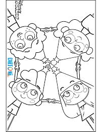 Disegno Trulli Tales Da Colorare Cartoni Animati