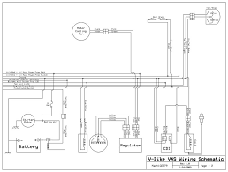 regulator out put voltage connection ?? atvconnection com atv 110cc chinese atv wiring harness at Tao Tao 110cc Chinese Atv Electrical Diagram