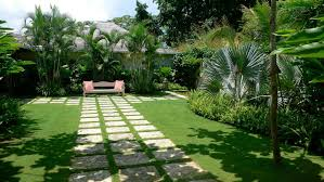 Small Picture Tropical Garden Design Landscaping in Brisbane Queensland AU