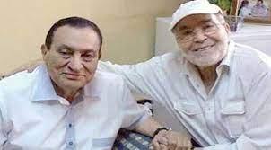حسني مبارك وهو صغير