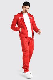 Buy boohoo dresses, tops, skirts, tshirts, etc. Worldwide Embroidered Smart Bomber Tracksuit Boohoo Finland
